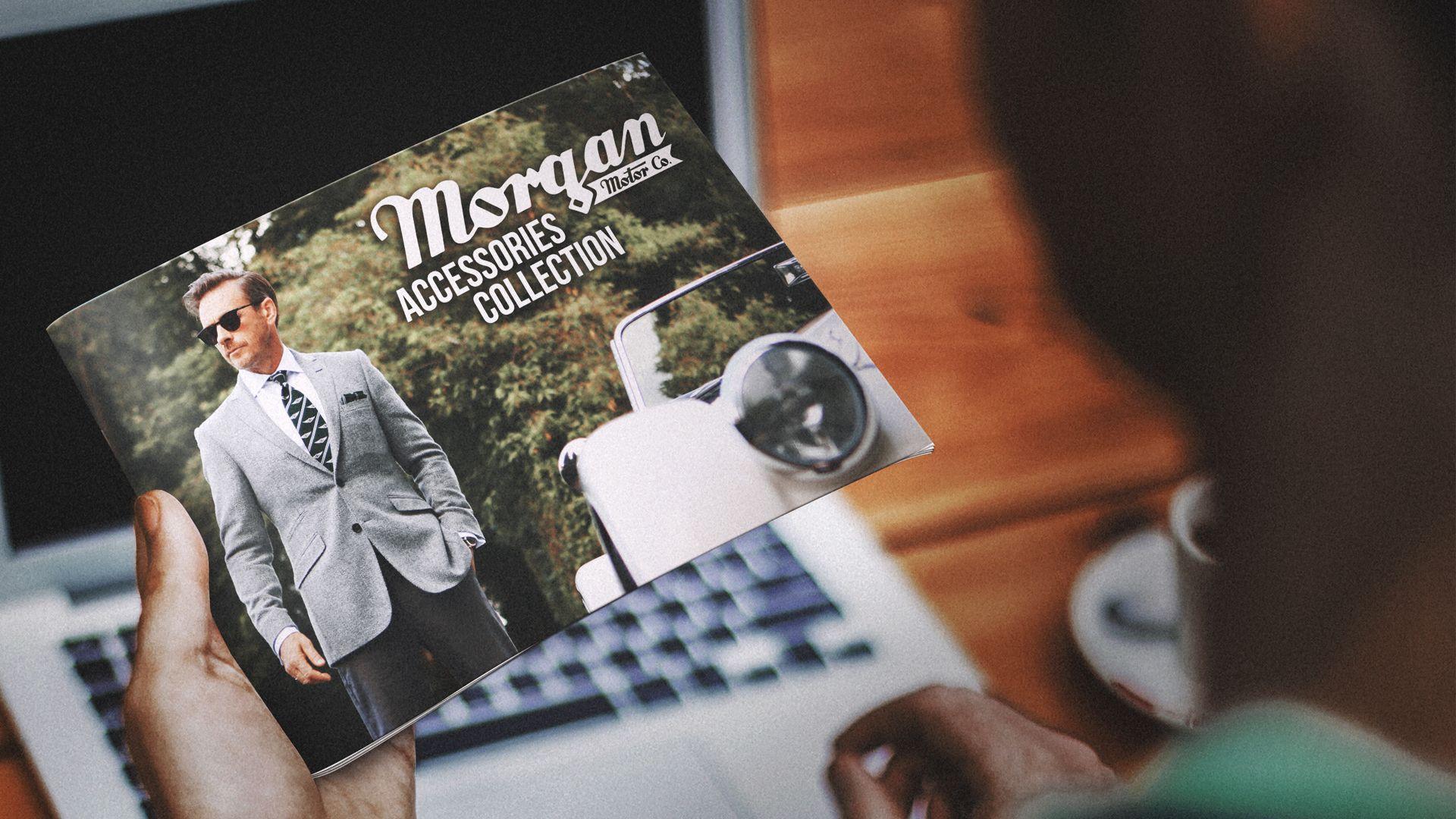 モーガン・モーター・カンパニー、新しいショップやカタログで新しいアクセサリーを展示