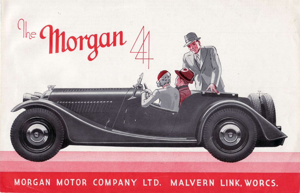 The Morgan 4/4