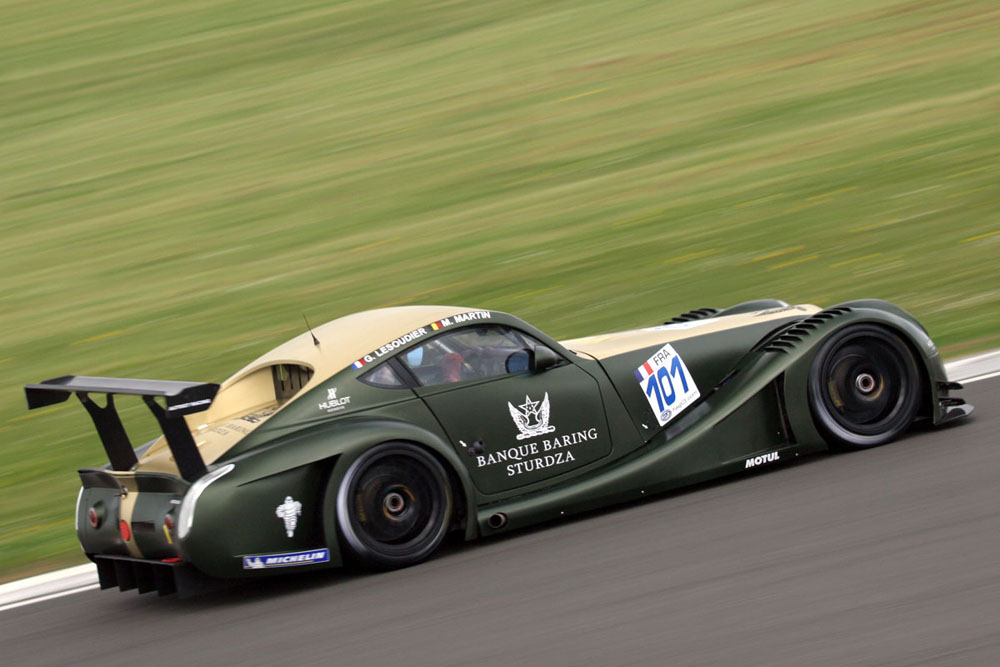 The Morgan GT3